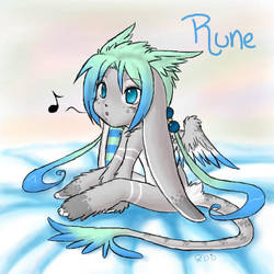 : : Rune : : by LittleMacarons