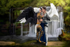 -= Com: Lovers =- by Naia-Art