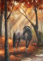-= Autumn treasure =- by Naia-Art