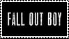 Fall Out Boy Stamp by Aranu-Aiseki