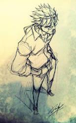 ASTRAY - sketch by pandabaka