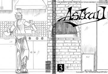Astray vol.3 cover by pandabaka
