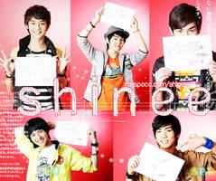 SHINee banner by XxpiyokoxX