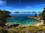 Good Morning, Tahoe HDR by MartinGollery