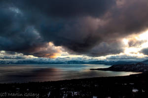 Heavy Clouds by MartinGollery