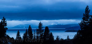 Lake Tahoe Blue Hour 140305-44 by MartinGollery