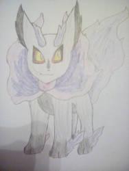 Spectreon (Fake Eeveelution) by Arc-Fire