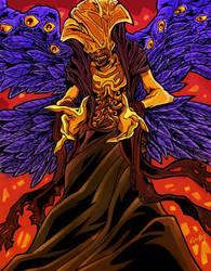 Angel of Death by eldeivi