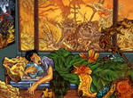 Waking up to apocalypse by eldeivi