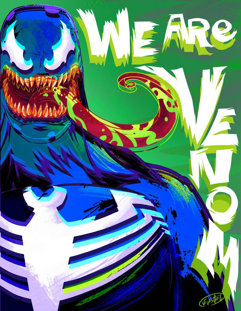 We are Venom by eldeivi