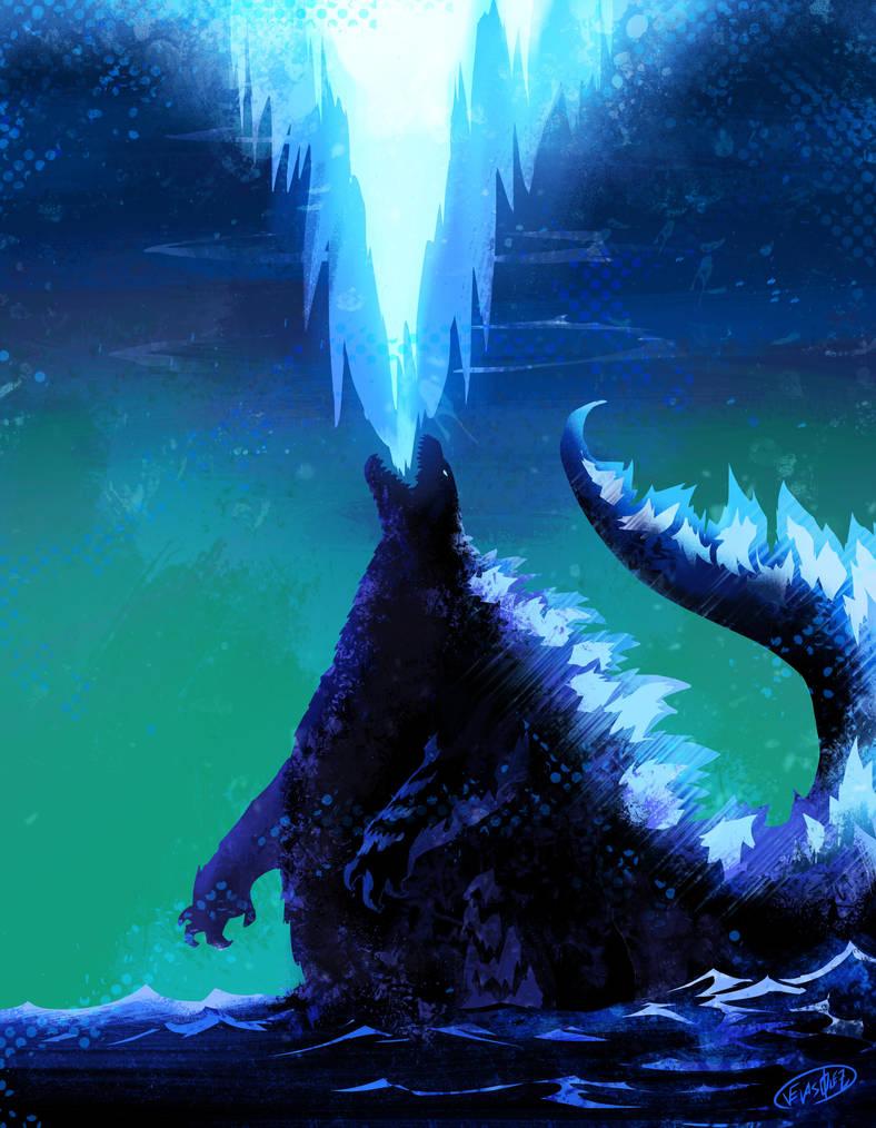 King of the Monsters by eldeivi