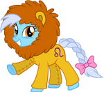 The Lion by JoltJade