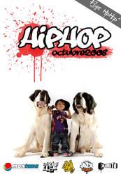 Boceto Flyer Hip Hop by AiMiTo