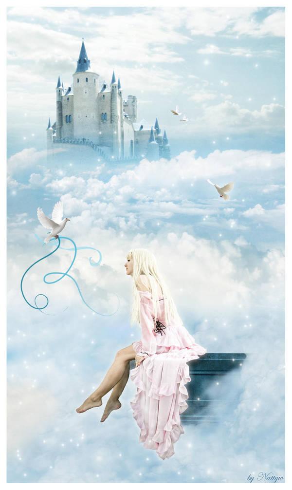 Walking in heaven by Nattyw