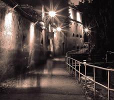 ghost walkways by seraphRo