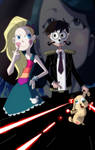 star vs the forces of evil starco by RaystherAnimations