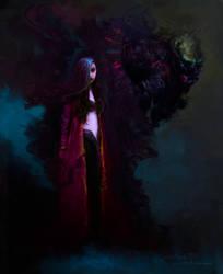 Lilith e Stella del Mattino by L-E-N-T-E-S-C-U-R-A