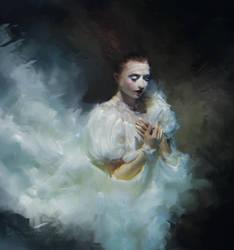 La Regina della Nebbia by L-E-N-T-E-S-C-U-R-A