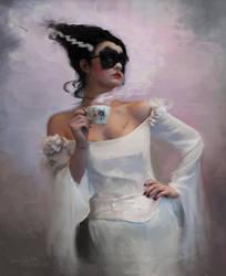 L'ora del te by L-E-N-T-E-S-C-U-R-A