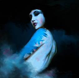 La Notte di Persephone by L-E-N-T-E-S-C-U-R-A