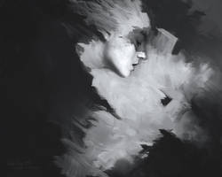 Lladro del Mio Cuore by L-E-N-T-E-S-C-U-R-A