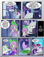 The Shadow Shard Page 19 by dSana