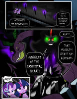 The Shadow Shard Page 58 by dSana