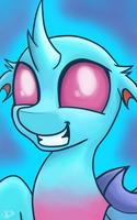 [Commission] Happy Bug by dSana