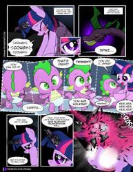 The Shadow Shard Page 64 by dSana