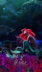 Ariel by hannabananapm