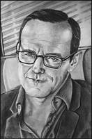 Agent Phil Coulson by scary-scenes