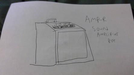 AMP-R by Wobbley