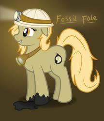 [Request OC] Fossil Fule by gwennie-chan