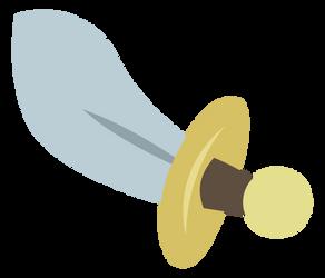 Pipsqueak's Sword by gwennie-chan