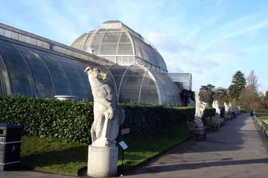 Kew Gardens Palm House by lokifan123