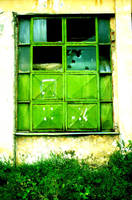 green by drak0nia