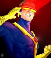 Cyclops by Scribbletati