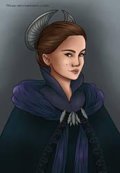 Senator Amidala by 7Lisa