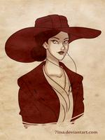 Theodora sketch by 7Lisa