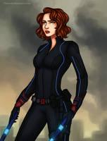 Natasha Romanoff by 7Lisa