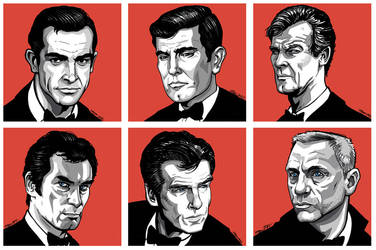 James Bond will Return... by ArkadeBurt