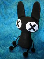 Dead Bunny 2 by plushrooms