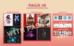 PACK #8 - THANKS FOR 800+ WATCHERS by auliachan