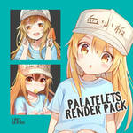 plateles render pack by auliachan