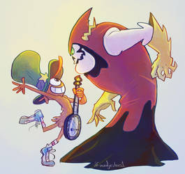 Wander Over Yonder by MadJesters1