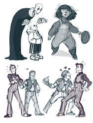 WarmUps by MadJesters1