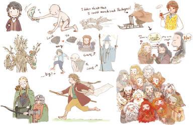 Doodle10 by karama-wari