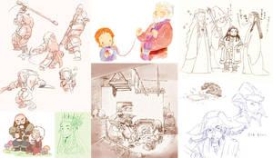 Doodle14 by karama-wari