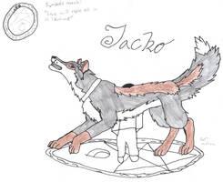 Jacko by FFRedXIII