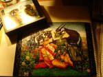 Skifi puzzle photo by FFRedXIII